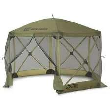 Clam Quick Set Escape Portable Camping Gazebo Canopy Shelter Screen ()