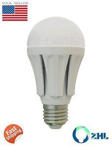 Zhl Led 10 Watt A19 Led Bulb Daylight White 60w