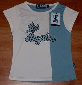 Image is loading Los-Angeles-Lakers-Jersey-Shirt-Ladies-Medium-Throwback- d05c82d498