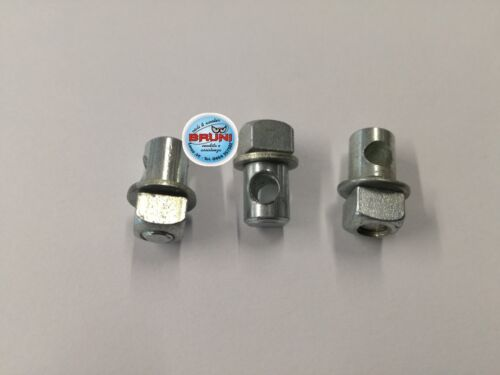 3 terminal brake for brakes R with nut panel 5 mm galvanised