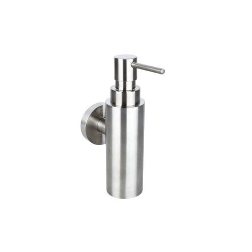 Distributeur de savon 55x175x85mm inox brossé badartikel bain accessoires lagerdeal