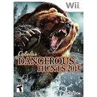 Activision Cabela's Dangerous Hunts 2013 Wii 76959