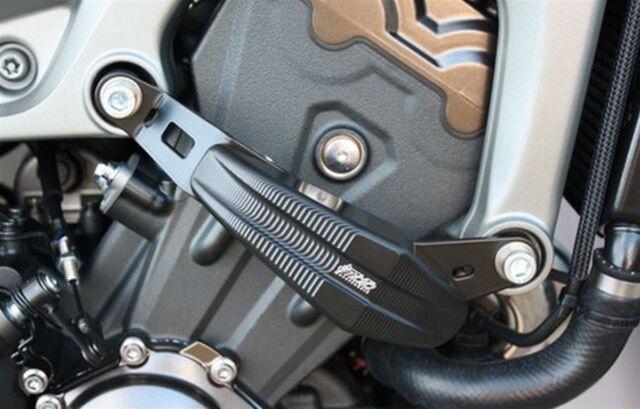 GSG-Mototechnik Sturzpads Streetline Yamaha MT-09 RN29 2013- MT09 MT 09 Paar NEU