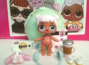 New Lol Surprise Doll Snow Angel Series 2 L O L Chill Out Club Big Sister Ebay
