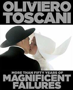 Oliviero-Toscani-di-Toscani-Nuovo-Libro-Gratuito-amp-Copertina-Rigida