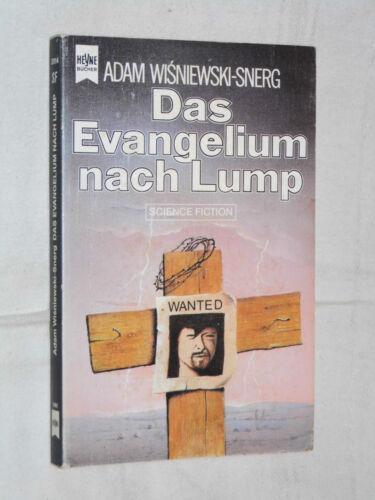 1 von 1 - Science Fiction,Heyne TB Nr.3914,DAS EVANGELIUM NACH LUMP,A.Wisniewski-Snerg