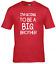 miniature 4 - I'm Going To Be A Big Brother Kids T-Shirt Pregnancy Announcement Tee Top