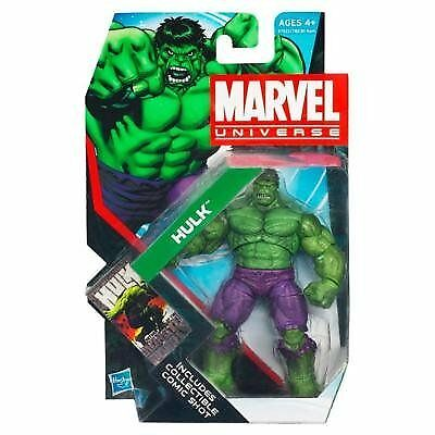 Marvel Universe Series 4 Action Figure  19 Incrossoible Hulk 3.75 Inch