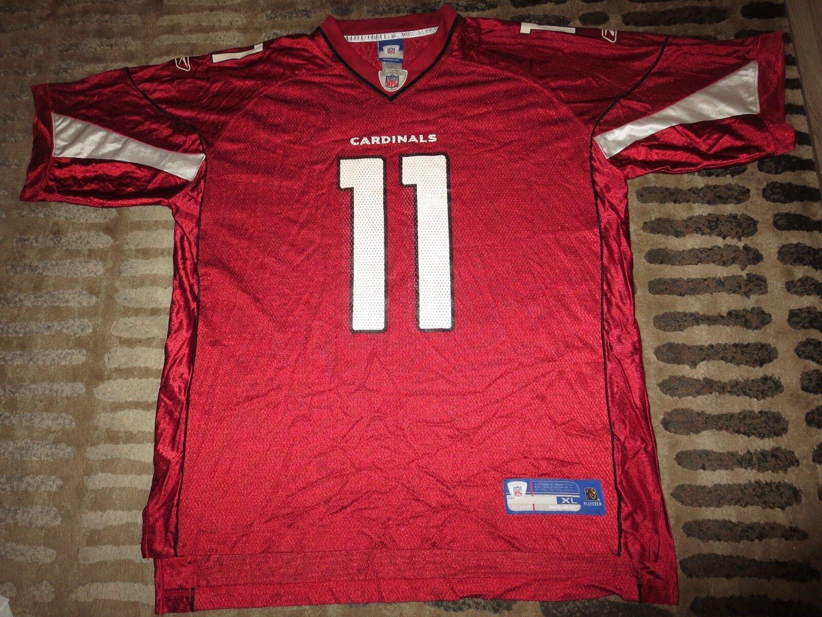 new styles 100e0 27526 Cardinals Arizona 11 Fitzgerald Larry NFL XL Trikot Reebok ...