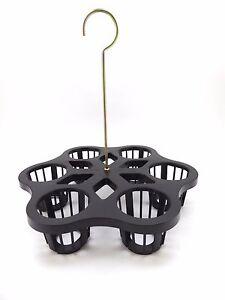 Rankake Pot Hanger japonais Neofinetia falcata 12 Plastique Vanda furane Orchid