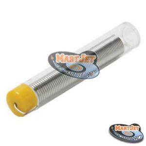 Quality Soldering Wire (60/40 Tin/Resin Flux) Rosin Core Solder w Dispenser Tube