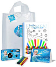 I'm The Big Sister Gift-Bag-Disney Frozen-disposable camera-kids camera-child