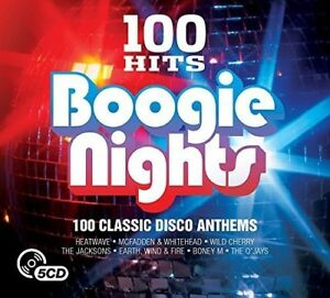 Various-Artists-100-Hits-Boogie-Nights-Various-New-CD-UK-Import