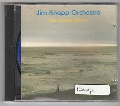 (gy758) Jim Knapp Orchestra, On Going Home - 1996 Cd