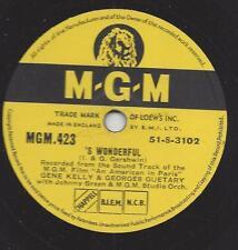 Gene Kelly + Georges Guetary : Its Wonderful (Ein Amerikaner in Paris )