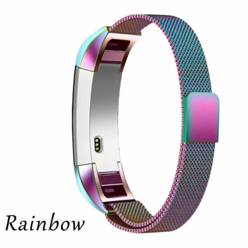 For Fitbit Alta HR Ace Wrist Band Replacement Silicone Metal Bands Small Large