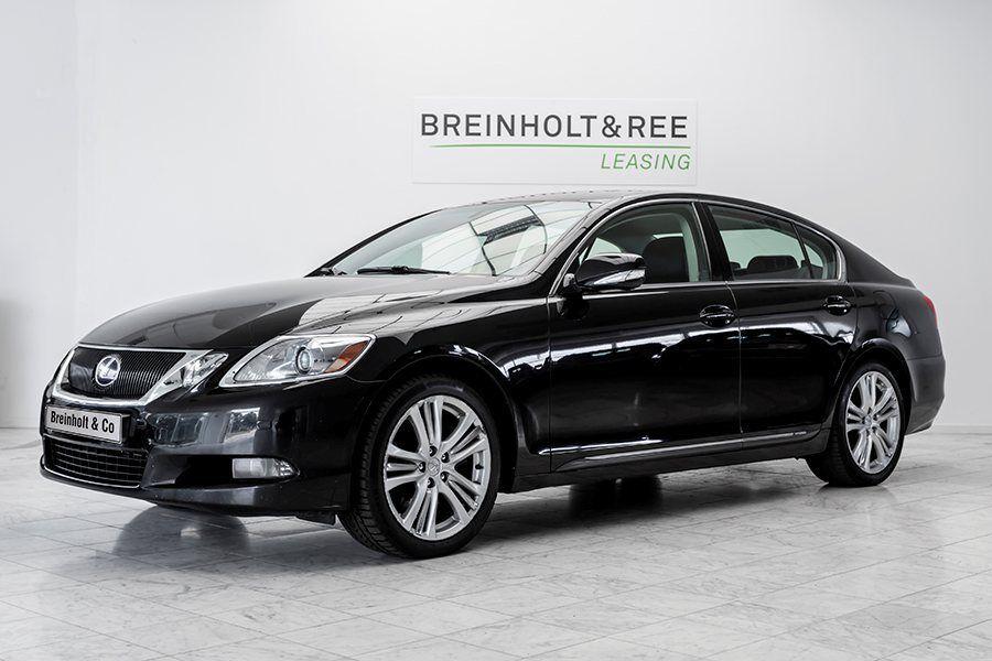 Lexus GS450h 3,5 aut. 4d - 2.459 kr.