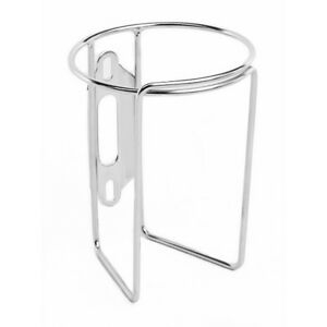 Velo-Orange-Retro-Stainless-Steel-Mk-II-Bike-Bottle-Cage-with-or-without-tab
