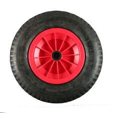 2 Stück  4.80//4.00-8 400mm Schubkarrenräder Schubkarre Rad Wagen Räder Reifen