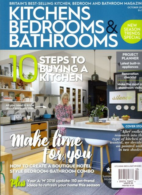 Kitchens Bedrooms Bathrooms Magazine June 2016 Decor Diy
