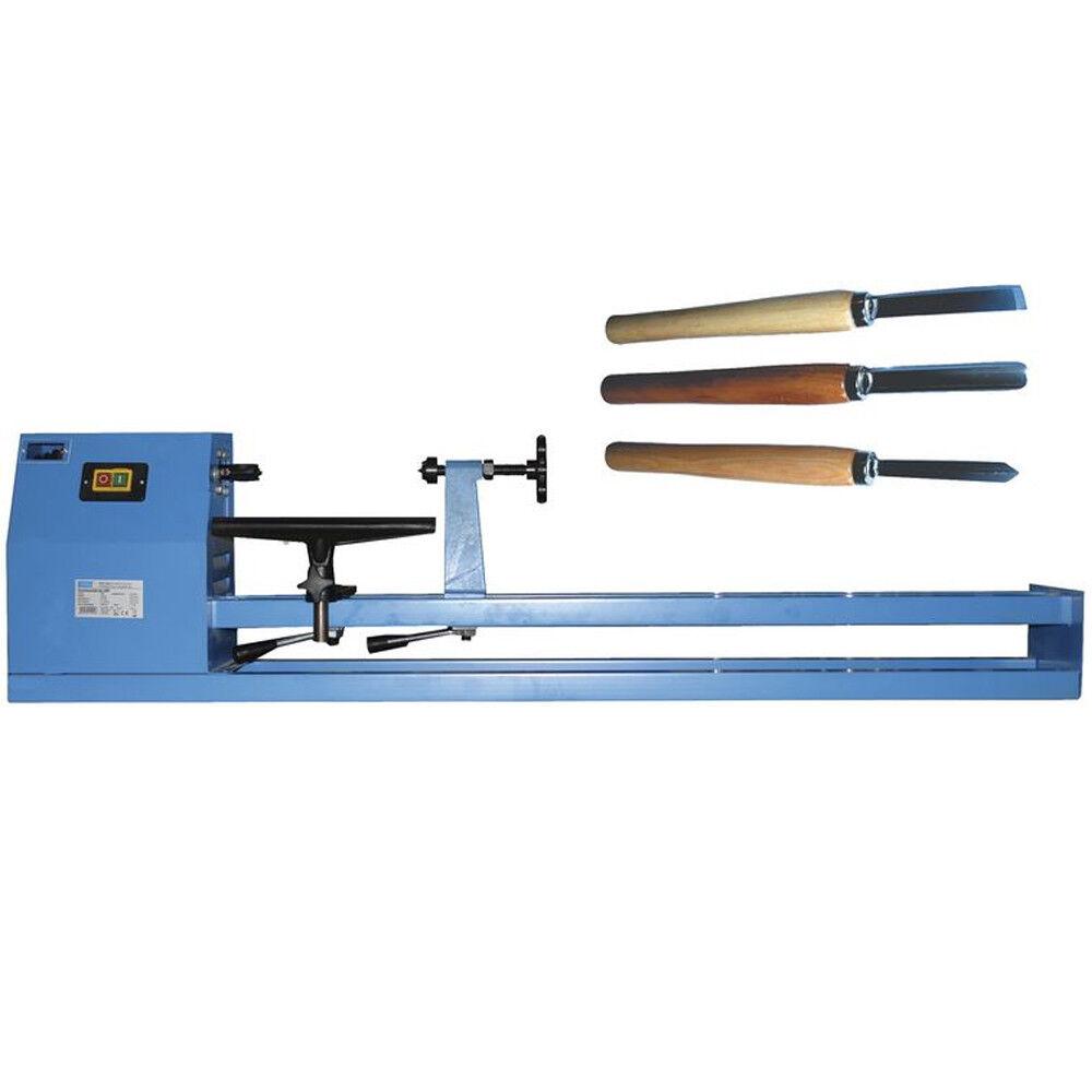 Güde Drechsel machine pour tour tour tour a bois 4 pièces Set 3a98a0