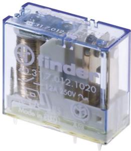 Finder 40.61.7.024.2320 Printrelais 24 V//DC 16A 1 Schließer 1St.