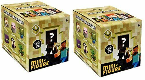 6 Minecraft Series 6 Blind Box ( 6 boxes )
