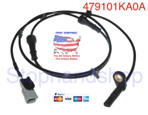 New Anti-lock ABS Wheel Speed Sensor fits 2011-2015 JUKE Front LEFT or RIGHT