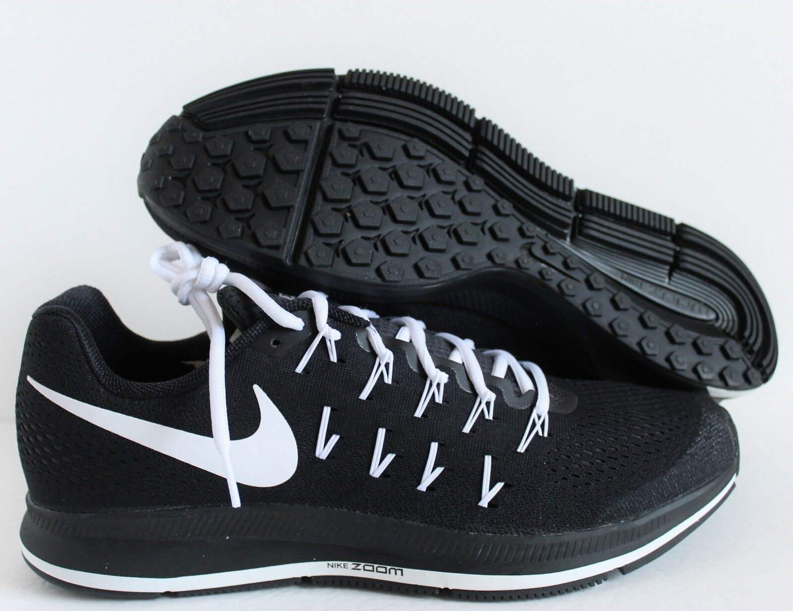 Nike Men Zoom Pegasus 33 iD Blue-White Price reduction  Cheap and beautiful fashion