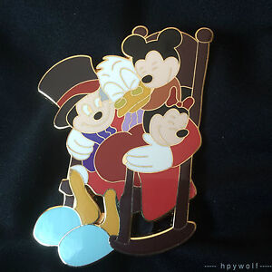 Uncle Scrooge Christmas Carol.Details About Disney Shopping Uncle Scrooge Mcduck Mickey S Christmas Carol Le 100 Pin