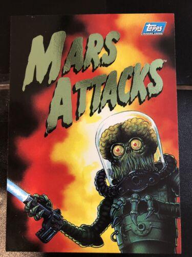 1994 Topps Mars Attacks Reissue Trading Cards Promo #0