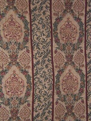 Obedience School Tapestry Weave Lee Jofa BTY Color Beige Multi