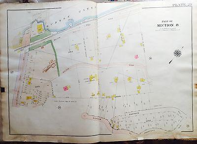 US CONFEDERATE STATES 1862 VA MAP NELSON BUCKINGHAM FLUVANNA AMHERST COUNTY  BIG