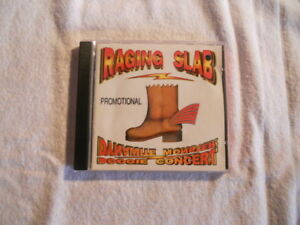 Ragin-Slab-034-Dynamite-monster-boogie-concert-034-1992-cd-Def-American-Rec-Cut-Out