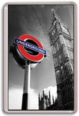 3 X Metropolitana Di Londra Mind The Gap Gomma Portachiavi Souvenir Regalo
