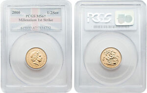 Great-Britain-2000-Half-Sovereign-First-Strike-Gold-PCGS-MS-67