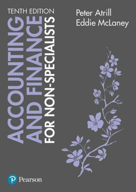Accounting and Finance for Non-Specialists NEW BOOK