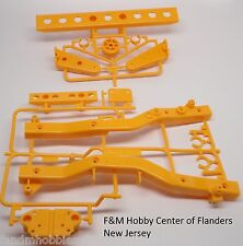 New Tamiya GF-01 F Part Chassis Frame Components for Heavy Dump Truck Kit 58622