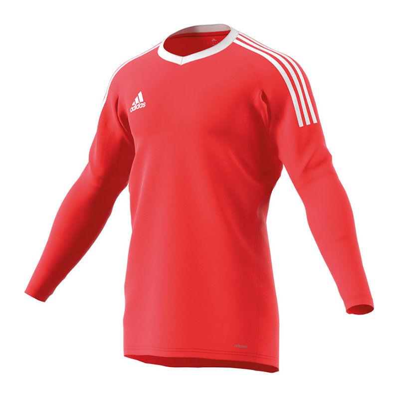 Adidas Revigo 17 Goalie Jersey Red White
