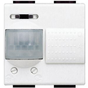 Frugal Bticino Livinglight N4432 Interruttore Infrared Passivi 500 W Détecteur Mvt-r Fr-fr Afficher Le Titre D'origine