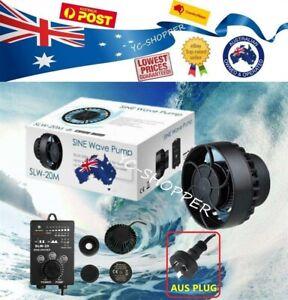 JEBAO-SLW-20-Sine-Wave-Maker-Aquarium-Water-Pump-Reef-Wavemaker-OZ-Plug