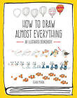 How to Draw Almost Everything: An Illustrated Sourcebook by Chika Miyata (Paperback, 2016)