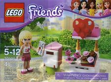 LEGO Friends #30105 - Stephanie's Mailbox - Collector 2012 - NEW / NEUF - Sealed