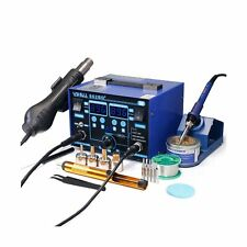 Yihua 862bd Smd Esd Safe Soldering Iron Hot Air Rework Station Multiple Function