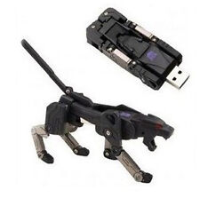 Black Transformer Style Design Fancy Designer Pendrive USB Flash Pen Drive 16GB