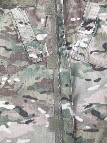 US Army OCP Multicam Combat Uniform ACU Team Soldier coat Jacke