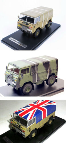 143 Land Rover offroad 101 Military Vehicles DieCast Model Figure Sand 3unti