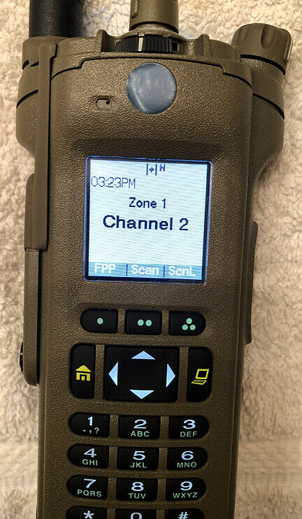 Motorola APX8000-SRX2200 ALL BAND NEW OLD STOCK  ARMY COMBAT HOUSING,TAGS.. Available Now for 4899.00
