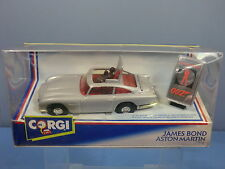 CORGI TOYS MODEL  94060  'JAMES BOND '  ASTON MARTIN DB 5 WITH ' 007 ' BADGE MIB