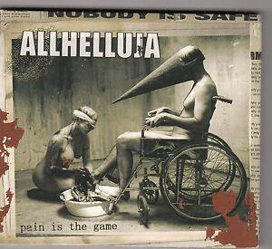 ALLHELLUJA-pain-is-the-game-CD